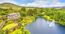 Explore this idyllic Ring of Kerry home with its own boathouse and pier for €3.25m