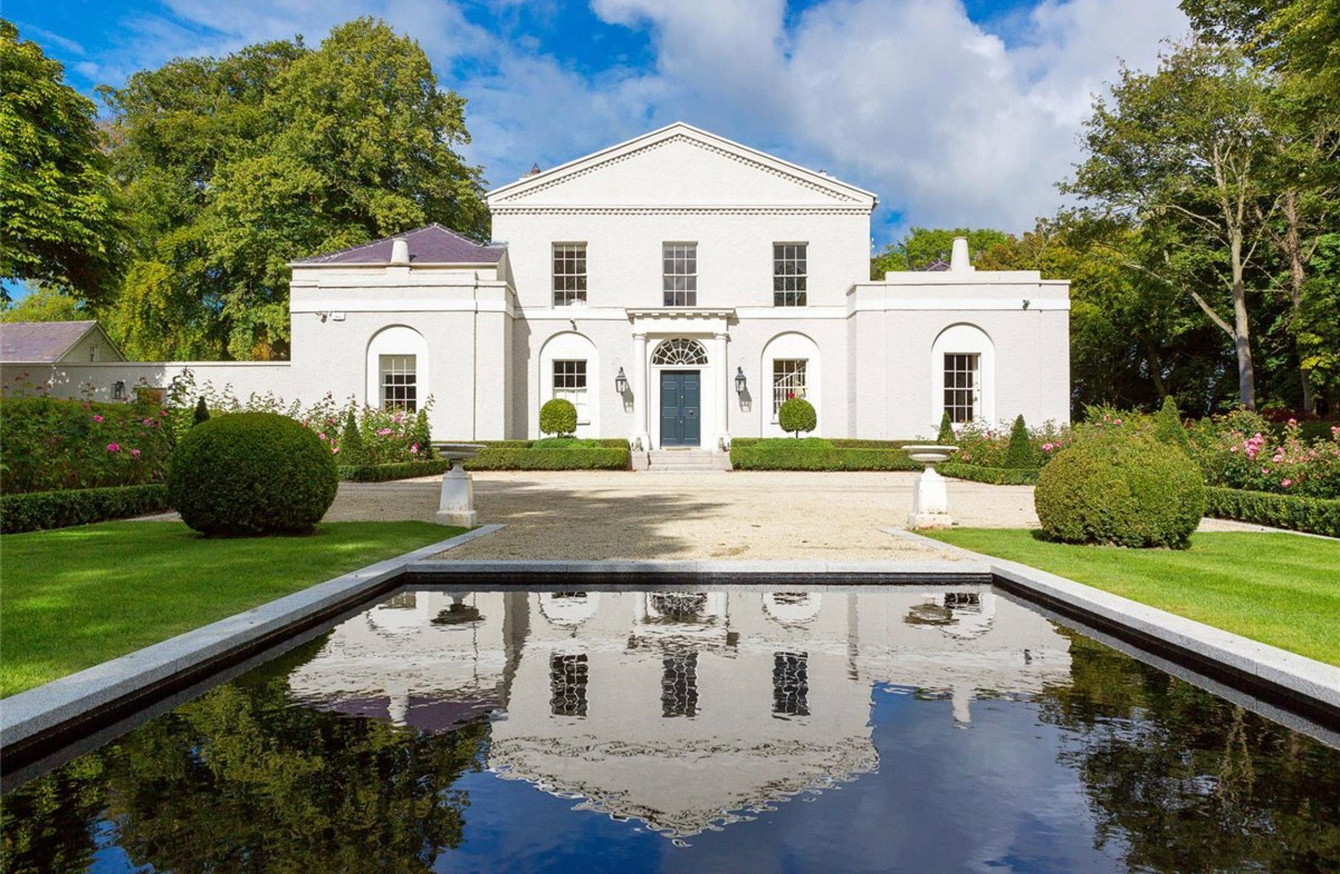 4 Of A Kind Lavish Homes With Their Own Swimming Pools Thejournal Ie