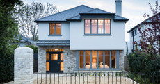 Oak and marble features complete this stylish €1.95m Dalkey home