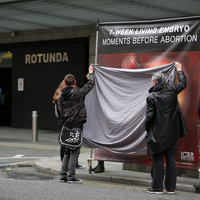 Poll: Were you offended by graphic abortion posters during the referendum campaign?