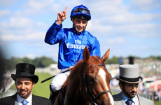 Disappointment for Ireland's O'Brien as Masar wins Epsom Derby