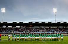 McNamara names five changes as Ireland U20s look to overcome Junior Springboks