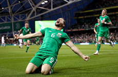 After 637 days of pain and heartache, Ireland's match-winner got his just rewards last night