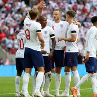 Impressive England go 9 games unbeaten with World Cup warm-up win