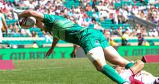 Historic win as Ireland 7s stun USA to book London semi-final