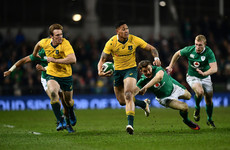Folau: 'I don't really know too much about Ireland'