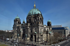 German police say no apparent terror threat after they shot man in Berlin cathedral