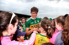 Youthful Kerry provide a glimpse of the future with demolition of Clare