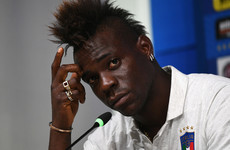 Balotelli says giving him the captain's armband would be signal against racism in Italy