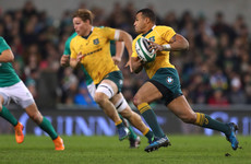 Genia and Wallabies set for 'war of attrition' with statistically-strong Ireland