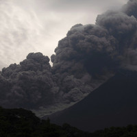 Children among 25 people killed after Guatemala volcano erupts