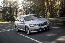 This brand new Skoda estate just so happens to be bullet-resistant