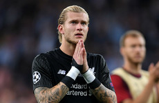 Liverpool goalkeeper Karius suffered concussion during Champions League final
