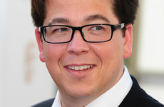 Michael McIntyre's car smashed with a hammer during moped robbery