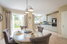 Brand new homes on Dublin's southside next to acres of lush parkland