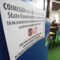 D-Day for the nation's secondary school students as the Leaving and Junior Cert gets under way