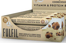 Batch of Fulfill protein bars recalled over pieces of clear plastic