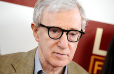 Woody Allen thinks he should be 'the poster boy' for the #MeToo movement