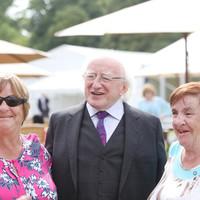 'Ireland failed you' - President hosts Magdalene Survivors