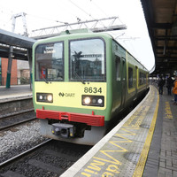 'Tragic incident' on Dart line causes trains to be stopped as concertgoers get stuck heading to Malahide Castle