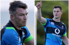 No Rory Best but Schmidt's options can allow Ireland to make strong start