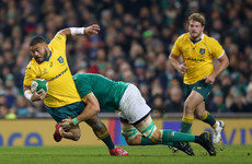 Cheika calls Latu into Wallabies squad ahead of first Ireland Test