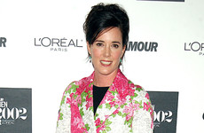 Tributes paid to 'wonderful, talented' Kate Spade