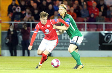 From a debut in front of 53,000 at the age of 17 to a fresh start in the League of Ireland
