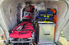 Nighttime air ambulance service will cost €7 million over two years