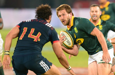 Springboks hit with double injury blow before England series