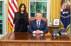 Donald Trump commutes life-sentence of drug offender after pressure from Kim Kardashian