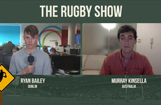 The Rugby Show: Carbery's big chance, Schmidt's rotation and first Test predictions
