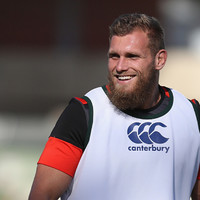 Kiwi forward Shields in line for England debut against South Africa