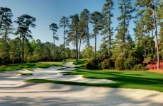 In pictures: your guide to Augusta National