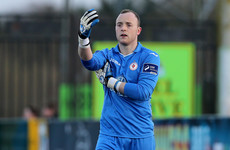 'Sometimes things just don't work out' - former Goalkeeper of the Year leaves Sligo