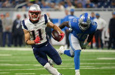 New England Patriots wide receiver facing four week suspension for PED use