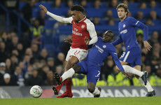 Arsenal to play Chelsea in Dublin this summer