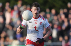 Harte makes four changes as Tyrone bid to bounce back against Meath