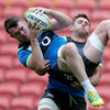 'It's a huge honour' - O'Mahony steps into Best's shoes against Wallabies