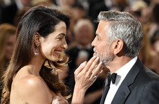 Amal Clooney moved George Clooney to tears with her tribute to him at the Lifetime Achievement Award Gala