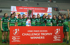 Murphy Crowe strikes twice to deliver Challenge Trophy for Ireland at Paris 7s