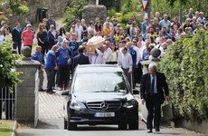 'He touched many lives': Funeral hears of 'huge void' left by man killed in Bray shooting