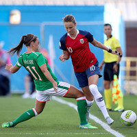 As it happened Ireland v Norway, Women's World Cup qualifier
