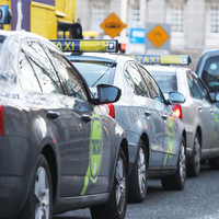 Taxi driver ordered to pay €17,800 to man despite claims he wasn't present at car crash