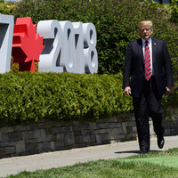 Trump calls for Russia to be let back into G7 club of nations