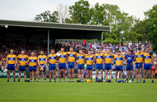 Following a weekend off Clare make no changes for crucial Munster showdown with Tipperary