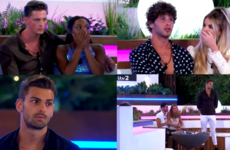 Nobody could have predicted the plot twist in last night's episode of Love Island