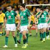 Ireland's winning streak over as Cheika's Wallabies power to Brisbane victory