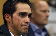 Contador decides against ban appeal following lawyers' advice