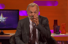 Graham Norton got extremely flustered while slow-dancing with Channing Tatum and it was pretty gas